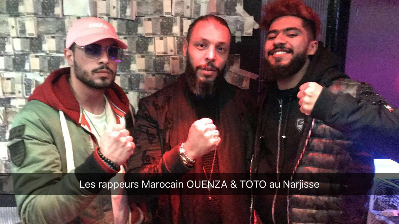 Toto & Ouenza @ le Narjisse